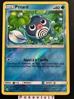 Carte Pokemon PTITARD 37/214 REVERSE Soleil et Lune 10 SL10 FR NEUF
