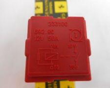NEW FERRARI GENUINE ORIGINAL F1 PUMP RED RELAY 50A - F430 355 360 575 599 194909