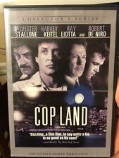 Cop Land (DVD, 2004, Collector's Edition) RARE BRAND NEW