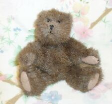 Rare Hard To Find Boyds Brown Bear White 1990 Tush Tag Alec Aka Alex ? Mint