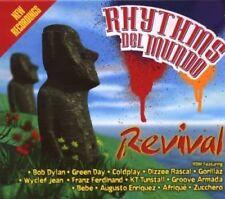 Rhythms del Mundo   CD   Revival (2010, foc-cardsleeve, feat. Bob Dylan, Cold...