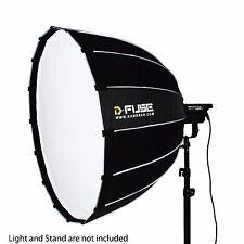 "D-fuse 47"" / 120mm Para Softbox: Inner & Outer Diffusion Parabolic Umbrella"