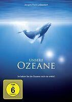 Unsere Ozeane von Jacques Cluzaud   DVD   Zustand gut