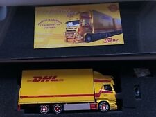 Tekno 67947 Scania R560 DHL Karlsson. Edicion limitada NIB!! 1/50