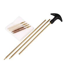 HOT Cleaning Kit Fit .177&.22 (4.5mm&5.5mm) Rifles/Pistols/Sight Air Rifle Brush