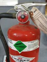 Vintage Amerex Corp. Nitrogen Compressed Fire Extinguisher