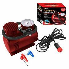 Portable Mini Air Compressor Electric Tyre Inflator Pump 12 Volt Car 12V