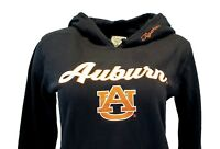 Auburn University Tigers NCAA Womens Hoodie Sweatshirt, Blue, nwt