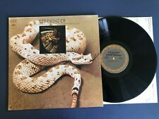 SIDEWINDER Morton Subotnick LP Vinyl VG+/VG+