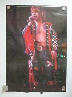 VINTAGE OZZY OSBOURNE POSTER 1984 ORIGINAL NOT REPRO 24X33 HOLLAND EXCLUSIVE NOS