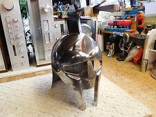 Medieval Metal Armor Helmet