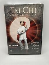 Tai Chi: 6 Forms, 6 Easy Lessons (DVD, 2000) INSTRUCTIONAL