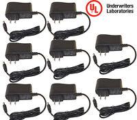 8pcs 1 Ampere 12V DC 1A CCTV Security Camera POWER SUPPLY ADAPTER