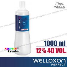 Wella Welloxon Perfect Creme Developer Hair 1000ml 12% 40 VOL