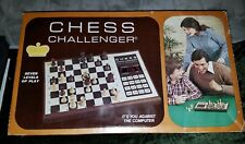 Vintage Chess Challenger Fidelity Electronics Chess Game
