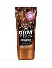 Hard Candy Glow All The Way Instant Bronze Self Tanner DEEP TAN #438 Seal 2.7oz