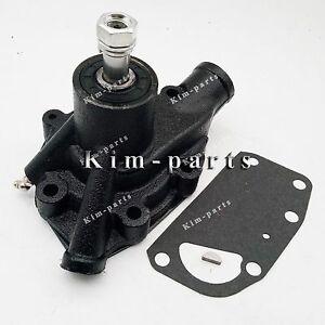 New Water Pump 34745-11010 30645-60050 for Mitsubishi FD50 FD60 FD70 D3900