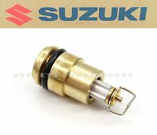 Suzuki Carburetor Float Valve Carb Needle Seat Assembly 03-16 DRZ125 L #Y171