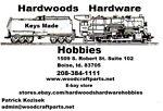 Hardwoods Hardware & Hobbies