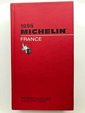 Guide Michelin France 1995