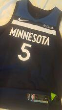 7a8bfd6318e39 Minnesota Timberwolves Game Used Sports Memorabilia for sale | eBay
