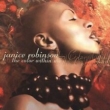 Robinson, Janice : Color Within Me CD