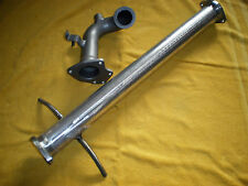 Kit downpipe alfa 147 1.9 GT + tubo rimozione catalizzatore alfa 147 1.9 GT