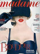 MADAME FIGARO--ESPRIT BOUDOIR LINGERIE/SPECIAL ASTRO 2014/SARAH LAVOINE