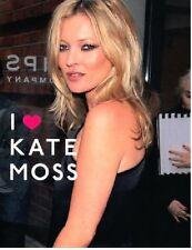 """KATE MOSS Fashion Book """"I LOVE KATE MOSS"""" 2013 Japan very good"""