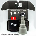 """OIL UDDER 3""""   3 in 1 Spill Free Oil Change Tool   Mess Free Oil Filter Funnel"""