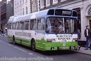 MIDLAND RED WEST HHA136L 6x4 Bus Photo