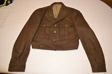 FRENCH 1950s BATTLE JACKET, FRENCH ARMY/FOREIGN LEGION POST WW2
