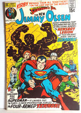 1971 Jimmy Olson #137 DC Comic Book- Kirby- FREE S&H (C5436)