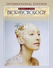 Very Good, Biopsychology (International Edition), Pinel, John P.J., Book