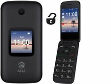 Unlocked Alcatel SMARTFLIP 4052R 4G LTE (AT&T  T-Mobile) GSM Flip Cell Phone