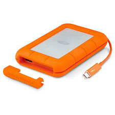 LaCie Rugged Thunderbolt USB 3.0 2TB External Hard Drive - LAC9000489