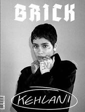 Brick Magazine #3 Kehlani Lil Yachty Giggs Danny Brown Jay Boogie Black Milk NEW
