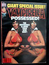 Vampirella 76 a vfn+ 1979 Bronze Age US B&W Warren Horror Comic PHOTO COVER