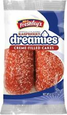 Mrs. Freshley's Cream Filled Raspberry Dreamies 2-Pack   8 Count