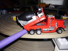 Tyco US1 Trucking Custom Concrete Truck New Tires And Shoes Track Tested