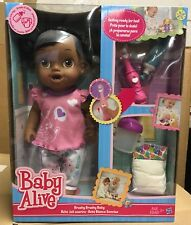 Hasbro Baby Alive Brushy Brushy Baby Doll - African American New in Box