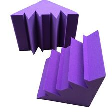 2PCS 12'' X 12''X 12''inches Acoustic Middle Bass Trap Foam Best Price Sponge