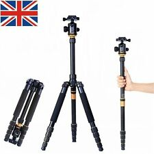 Professional Tripod Ball Head Compact Travel for DSLR Digital SLR Camera