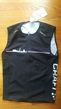 Craft triathlon top - new, men's med