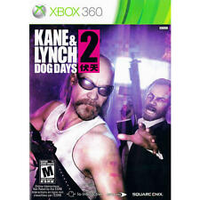 Pal version Microsoft Xbox 360 Kane &amp Lynch 2 Dog Days