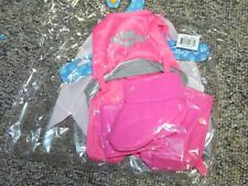 """Teddy Mountain 16"""" - Bat Girl 2664 Clothes Costume Outfit - New"""