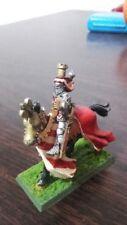 Warhammer Classic Citadel Bretonnian GRAIL KNIGHT PALADIN metal cavalry Hero C