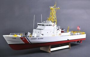 PREMIUM LINE - Kymodels US Coast Guard 1:40 scale Model Ship Ready Built
