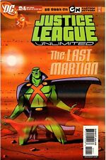 JUSTICE LEAGUE UNLIMITED # 24 VF/NM 2006 MARTIAM MANHUNTER BATMAN LOW PRINT