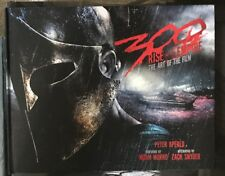 300 RISE OF AN EMPIRE: THE ART IF THE FILM BOOK -- Perfect Condition